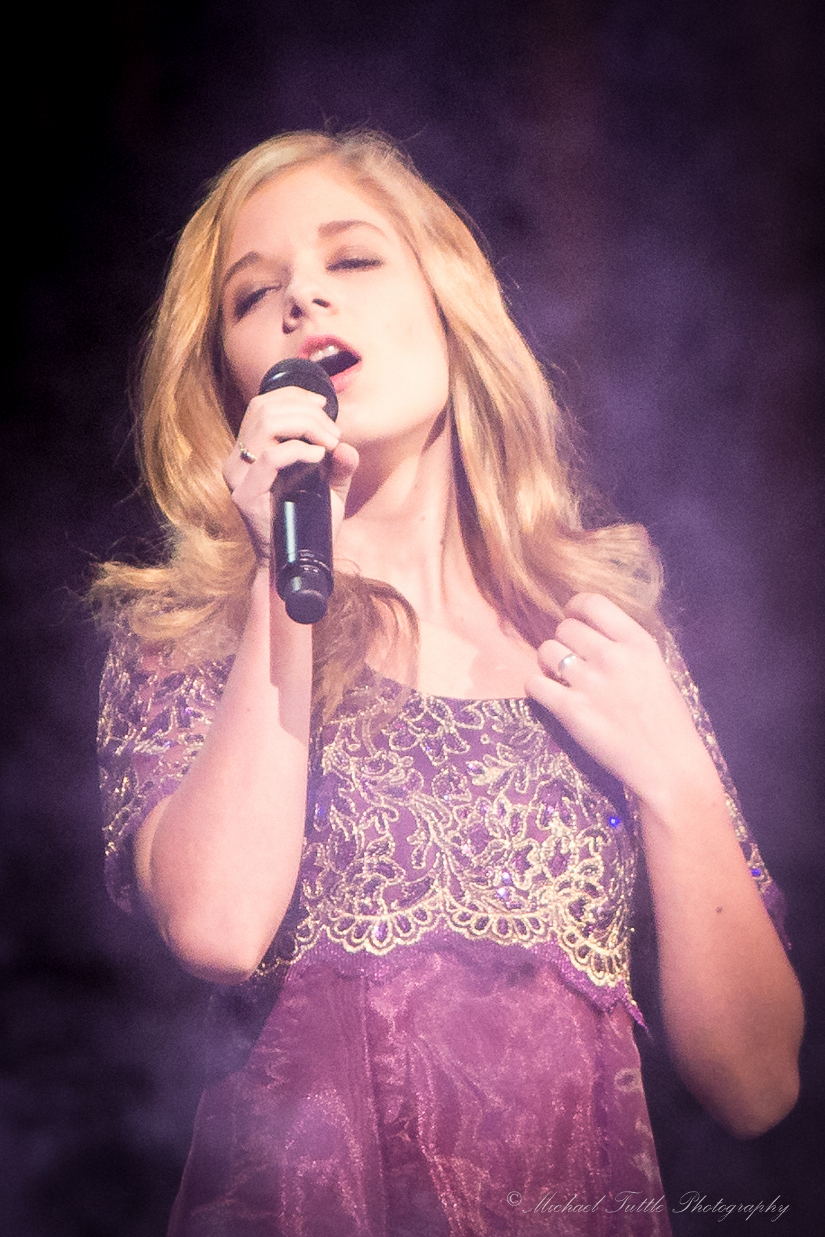 Jackie Evancho-Muzart We Are Hope Concert